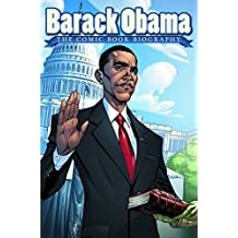 Barack Obama: The Comic Book Biography by Jeff Mariotte (2009-11-12)