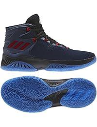 new style 072fd b6b37 adidas Explosive Bounce, Scarpe da Basket Unisex-Adulto