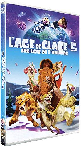 L'Age de glace 5 : Les lois de l'univers [DVD + Digital HD]