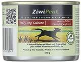 ZiwiPeak Cuisine Dog Venison, 12er Pack (12 x 170 g)