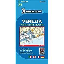 Plan Michelin Venise