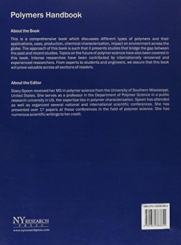 Polymers Handbook