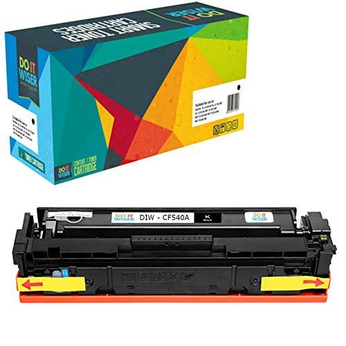 Do it Wiser Cartucho Toner CF540A HP 203A Color Laserjet