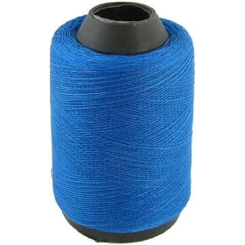 Blu Casa Trapuntatura Cucitura Cotone Cucito Filo