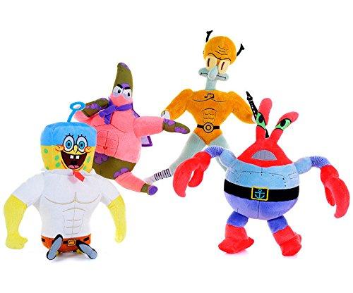 "Spongebob Squarepants - Sponge out of the Water Movie - 45cm 18"""