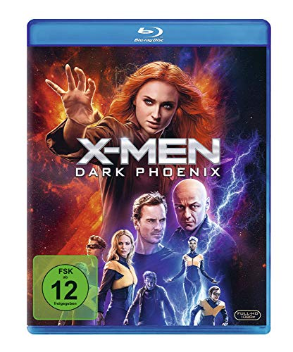 X-Men: Dark Phoenix [Blu-ray] (Home Fox Entertainment)