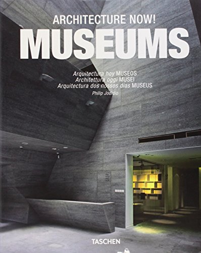 Architecture Now! Museums (Midi)