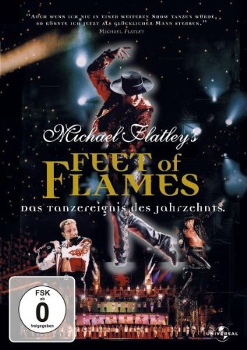 Michael Flatley - Feet of Flames (Irish Folk Tanz Kostüm)