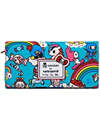 Ju-Ju-Be Tokidoki Collection Be Rich Tri Fold Wallet, Rainbow Dreams