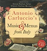 MUSIC AND MENUS FROM ITALY