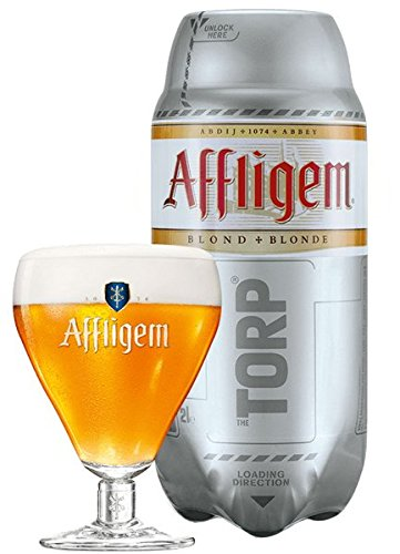 AFFLIGEM BLOND TORP 200 cl X5PZ COMPATIBILE CON THE SUB
