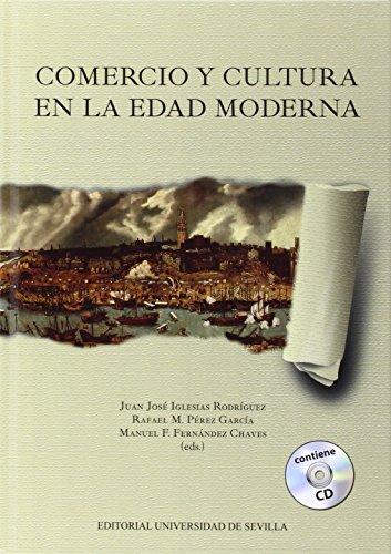 Descargar Libro Comercio Y Cultura En La Edad Moderna (Incluye Cd) (Serie Historia y Geografía) de Aa.Vv.