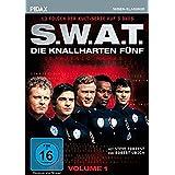Die knallharten Fünf, Vol. 1 (S.W.A.T.) / 12 Folgen der Kult-Serie