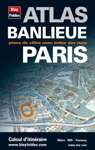 Atlas Banlieue Paris