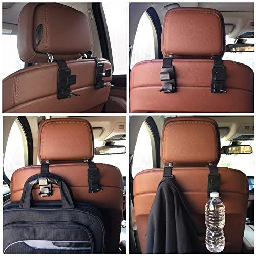 e5d413b7d8 ... cappotti e borse della spesa, universale seggiolino auto sedile  posteriore poggiatesta portabottiglie (2 pacchi). Visualizza le immagini