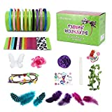 Best Creativity for Kids Headbands - Fashion Headbands Kit for Kids Girls, Glonova 60 Review