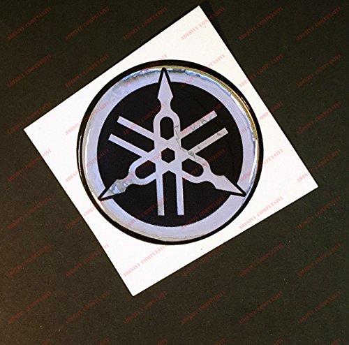 Zoom IMG-3 stemma logo decal yamaha adesivo
