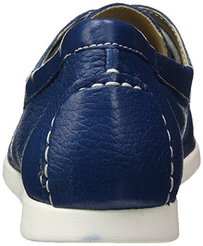 Caprice 23652, Mocassins Femme Bleu (Ocean Deer)