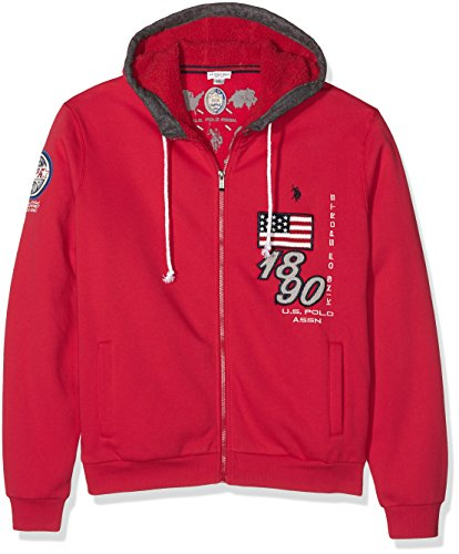 uspolo-assn-1894-hoody-fleece-sweatshit-a-capuche-sportswear-homme-rouge-xxl