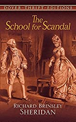 The School for Scandal (Dover Thrift Editions) by Richard Brinsley Sheridan (2003-03-28)