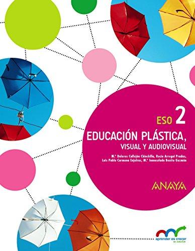 Educación Plástica, Visual y Audiovisual 2. (Aprender es crecer en conexión) - 9788467852851