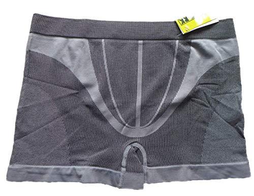 Preisvergleich Produktbild PUREWORK Herren Arbeits Sport Funktions Shorts Retroshorst Pants schwarz grau Gr. 6 L(6 L,  6 BDJ)