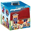 Playmobil - Casa de muñecas maletín (5167)