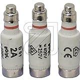Sicherung Absicherung Schutz Überspannung Strom Neozed Sicherungseinsatz 2A rosa