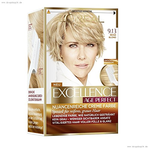 Excellence Age Perfect Beige Blond 9.13, 180ml