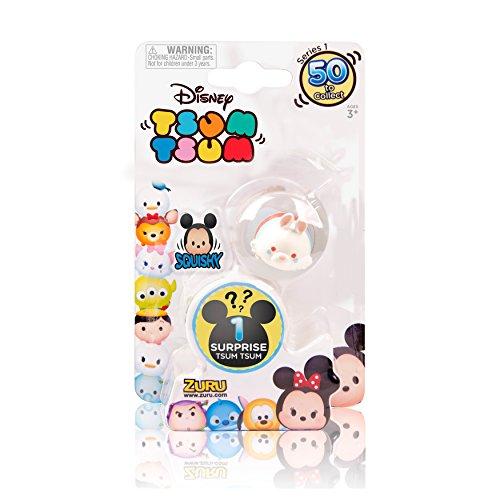 Disney - Tsum Tsum - 2 Mini Figurines Empilables 4 cm - Modèle Aléatoire