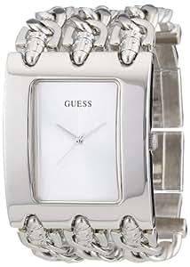 Guess - 95194L1 - Montre Mode Femme - Quartz analogique - Heavy Metal - Bracelet en Acier
