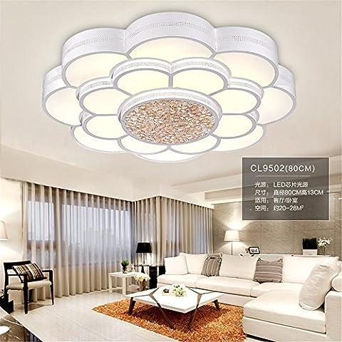 XBLIGHTING Pendentif LED moderne montage encastré plafond Lampe à LED lampe de table lampe en acrylique en forme de prunier d'éclairage éclairage simple moderne les fabricants de lampes de plafond, 800mm