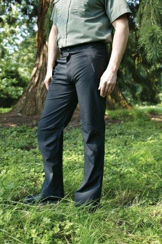 Craghoppers Steall stretch Veste isolée imperméable pour homme Noir - Noir