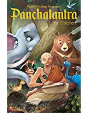 Pandit Vishnu Sharma's Panchatantra For Children Illustrate