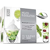 SET MOJITO Molecular R-Evolution GASTRONOMIA