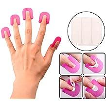 inkint 2 * 26 pc donna manicure strumento riutilizzabile del