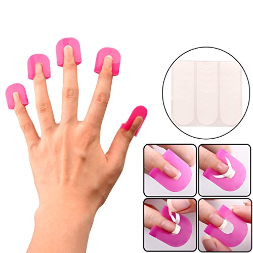 inkint-2-26-pcs-femmes-outils-manucure-reutilisable-ongle-gel-modele-clips-nail-gel-model-clip-verni