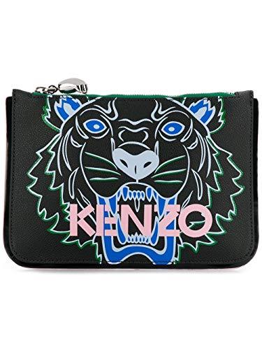 Kenzo Pochette Donna F862pm611f0299a Poliammide Nero