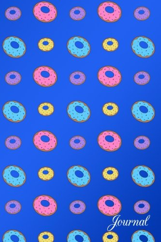 Journal: Blue donuts notebook por Brothergravydesigns