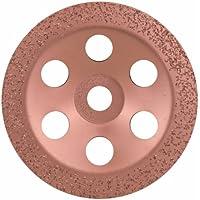 Bosch 2 608 600 363 - Vaso de amolar de metal duro - 180 x 22,23 mm; mittel, flach (pack de 1)