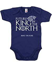 Baby Clothing Gift, GOT Future King in the North, Bodysuit