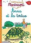Anna et la tortue, niveau 1 - J'apprends à lire Montessori