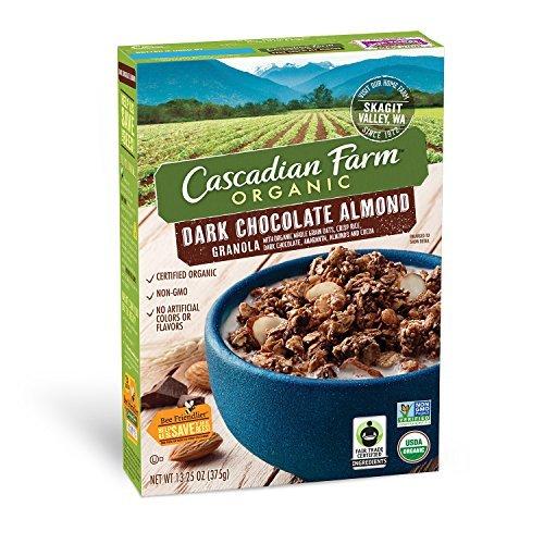 cascadian-farm-granola-cereal-organic-dark-chocolate-almond-1325-ounce-pack-of-6-by-cascadian-farm-c