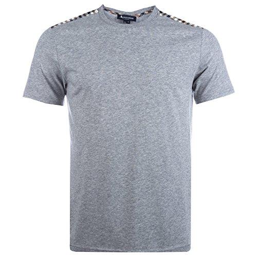 mens-aquascutum-mens-noel-club-check-t-shirt-in-grey-marl-l