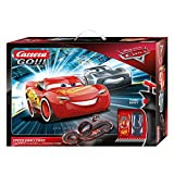 Carrera GO!!! Disney·Pixar Cars Speed Challenge 20062476 Autorennbahn Set