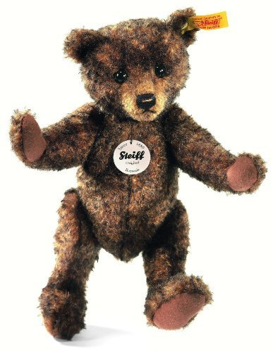 Steiff-Brownie-Teddy-Bear-Brown-Tipped-by-Steiff