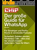 Der große Guide für WhatsApp (CHIP Guide: Trend 4)