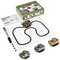 Comparador de precios Detectoy Juguete inductivo automático con Magic Mini Pen Tank Modelo Serie Puzzle SIGA Cualquier Regalo Drawn Line Toys para niños - precios baratos