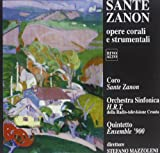 Sante Zanon:Missa IV