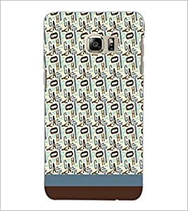 PrintDhaba Typography D-1938 Back Case Cover for SAMSUNG GALAXY NOTE 5 (Multi-Coloured)